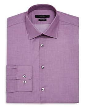 John Varvatos Star USA - Micro-Dobby Regular Fit Dress Shirt