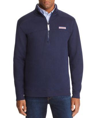 Vineyard Vines Collegiate Shep Quarter Zip Sweatshirt