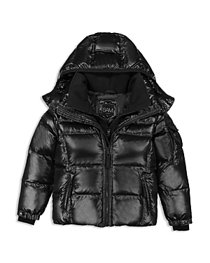 Sam. Boys' Racer Puffer Jacket - Big Kid