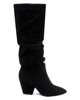 Splendid - Women's Clayton Suede Slouchy Boots