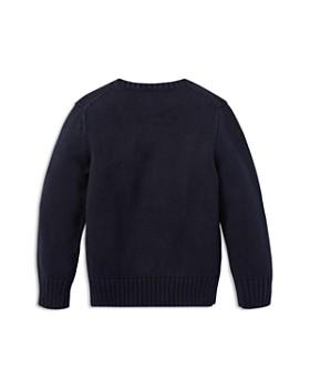 Ralph Lauren - Boys' Après Ski Polo Bear Intarsia Sweater - Little Kid