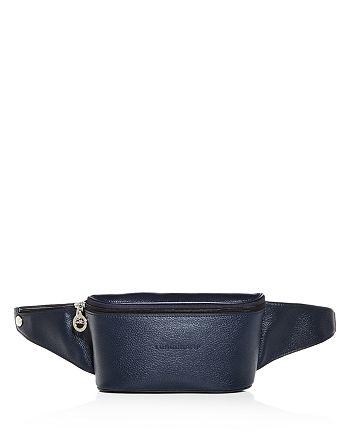Longchamp Le Foulonné Leather Belt Bag | Bloomingdale's