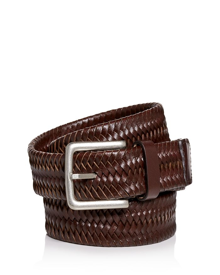 076bd91cb5c Cole Haan - Woven Stretch Leather Belt