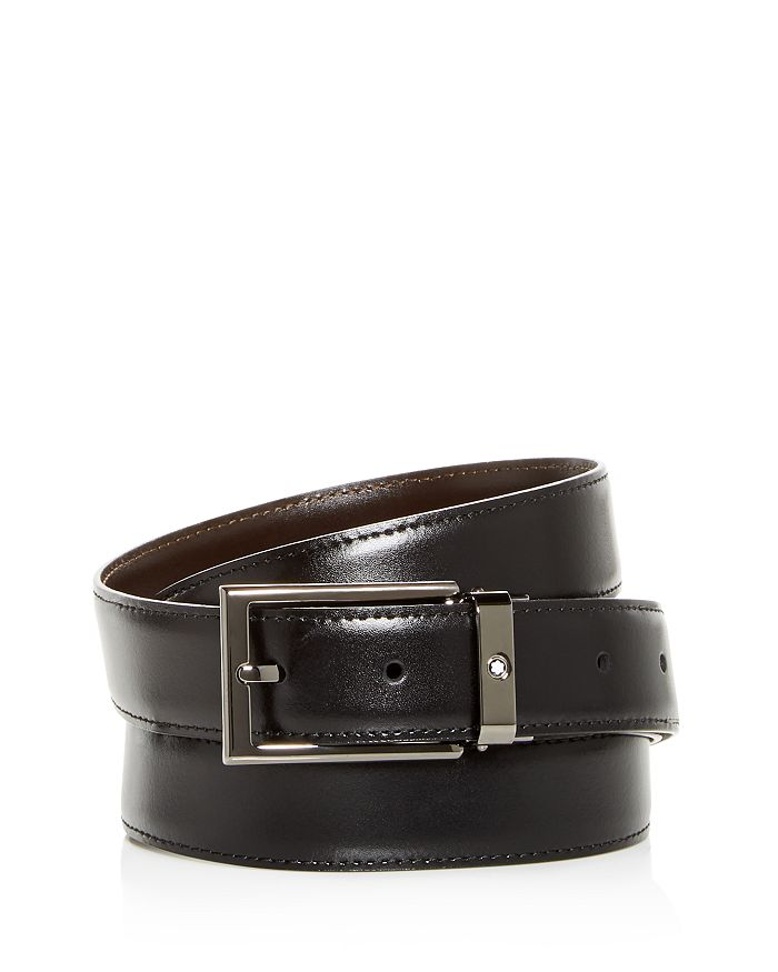 7954001a86f Montblanc - Men s Contemporary Reversible Leather Belt