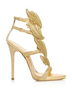 Giuseppe Zanotti - Women's Cruel Coline Wing-Embellished High-Heel Sandals