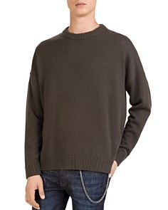 The Kooples - Wool & Cashmere Crewneck Sweater