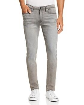 FRAME - L'Homme Skinny Fit Jeans in Fort McHenry