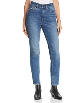 Rebecca Taylor - Ines Relaxed Skinny Jeans in Garconne