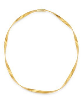 Marco Bicego - 18K Yellow Gold Marrakech Collection Necklace, 16.5""