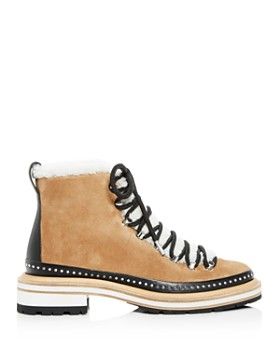 rag & bone - Women's Compass Shearling Booties