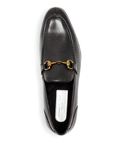 Kenneth Cole - Men's Mix Leather Apron Toe Loafers