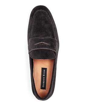 8e0767520db ... Gordon Rush - Men s Wilfred Suede Apron Toe Penny Loafers
