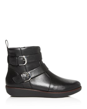 FitFlop - Women's Laila Wedge Booties