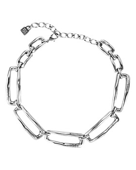 Uno de 50 - Linked Chain Necklace, 14""