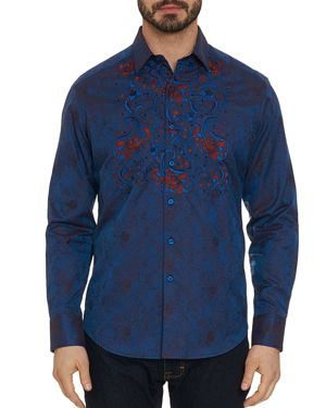 Robert Graham Imprint Classic Fit Shirt
