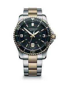 Victorinox Swiss Army - Maverick Two-Tone Watch, 43mm