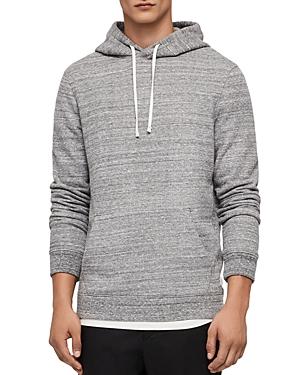 Allsaints Mind Drawstring Hoodie Sweatshirt