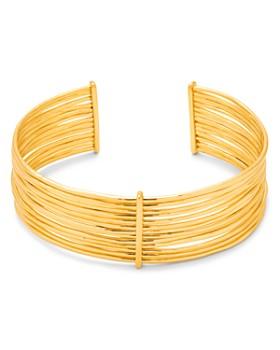 Gorjana - Josey Multi Layer Bar Cuff Bracelet