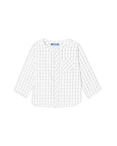 Jacadi - Boys' Check-Print Shirt - Baby