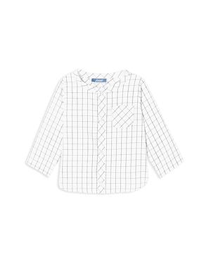 Jacadi Boys CheckPrint Shirt  Baby