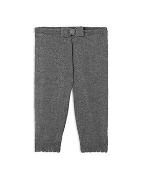 Jacadi - Girls' Knit Leggings with Bow - Baby