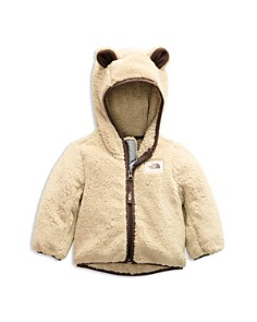 The North Face® - Unisex Campshire Hooded Sherpa Fleece Jacket - Baby