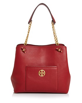 Tory Burch - Chelsea Small Slouchy Leather Tote