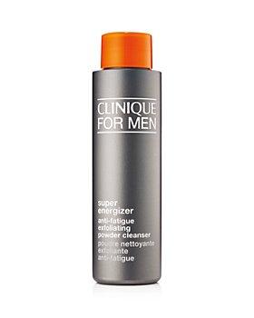 Clinique - Clinique For Men Super Energizer™ Anti-Fatigue Exfoliating Powder Cleanser 1.8 oz.