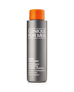 Clinique - Clinique For Men Super Energizer™ Anti-Fatigue Exfoliating Powder Cleanser
