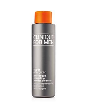 Clinique - Clinique For Men Super Energizer™ Anti-Fatigue Exfoliating Powder Cleanser