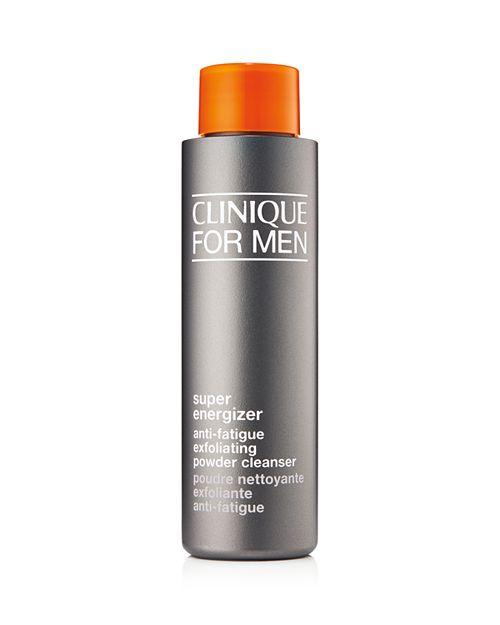 Clinique - For Men Super Energizer™ Anti-Fatigue Exfoliating Powder Cleanser