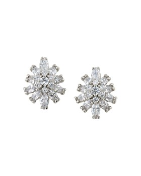 Carolee - Pavé Starburst Clip-On Earrings