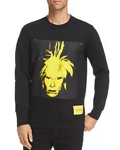 Calvin Klein Jeans Warhol Portrait Sweatshirt - Bloomingdale's_0
