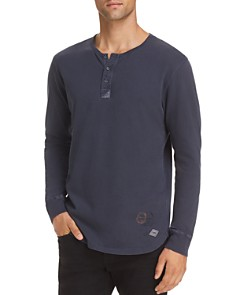 Scotch & Soda Garment-Dyed Henley - Bloomingdale's_0