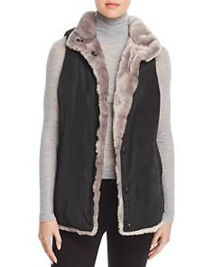Via Spiga - Reversible Faux Fur Vest