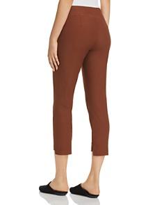 Eileen Fisher Petites - Slim Step-Hem Pants - 100% Exclusive