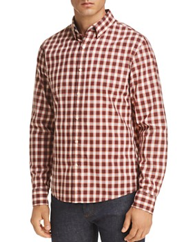 Michael Kors - Curt Double-Faced Slim Fit Button-Down Shirt