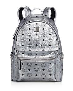MCM - Stark Metallic Studded Backpack