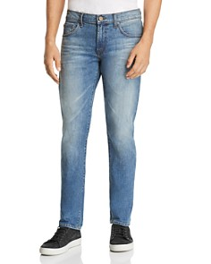 J Brand - Tyler Slim Fit Jeans in Boccupo