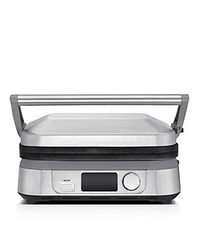 Cuisinart - Griddler Five Contact Grill with LCD Screen