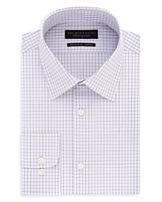The Men's Store at Bloomingdale's Tattersall-Check Regular Fit Dress Shirt_0