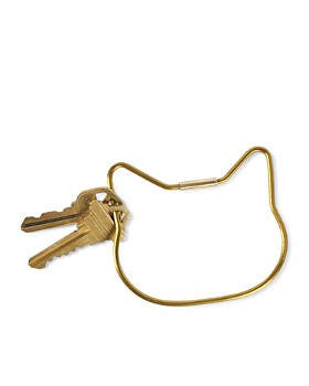 Fred & Friends - Fancy That Cat Key Ring