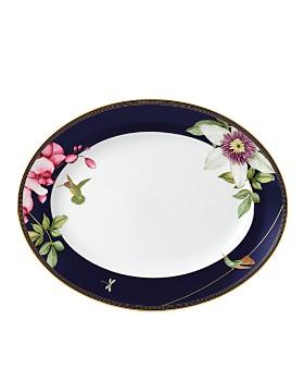 Wedgwood - Hummingbird Oval Platter