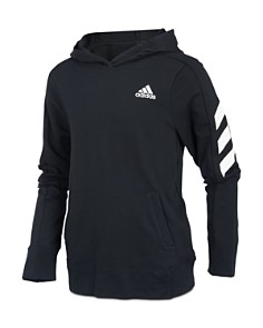 Adidas - Boys' Altitude Stripe Hoodie - Little Kid, Big Kid