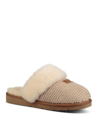 UGG® Women's Cozy Knit Slippers