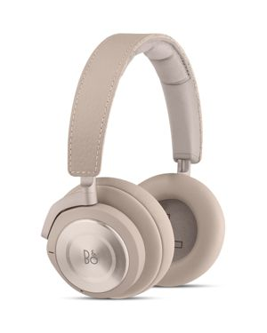 B&O PLAY B & O Play By Bang & Olufsen Beoplay H9I Bluetooth Over-Ear Headphones With Active Noise Cancellatio in Limestone