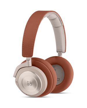 B&O PLAY B & O Play By Bang & Olufsen Beoplay H9I Bluetooth Over-Ear Headphones With Active Noise Cancellatio in Terracotta