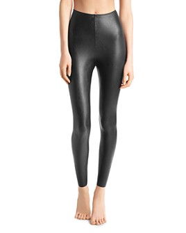 Commando - Perfect Control Faux Leather Leggings