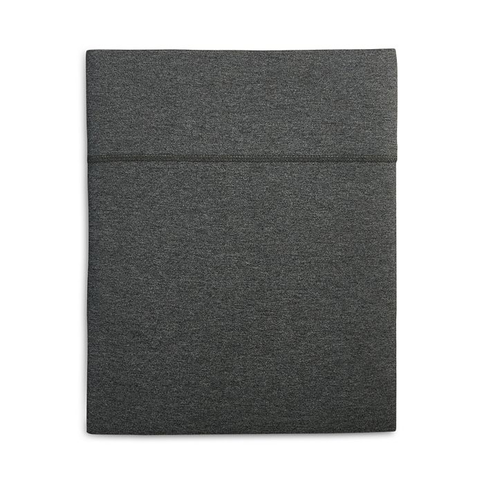 Calvin Klein - Modern Cotton Jersey Body Solid Flat Sheet, King