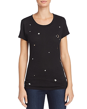 Sundry Foil Stars & Moon Boy Tee - 100% Exclusive